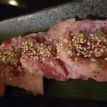 仙台・牛テール焼