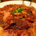 カルビセットの肉