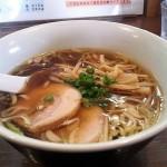 三福のラーメン(醤油)